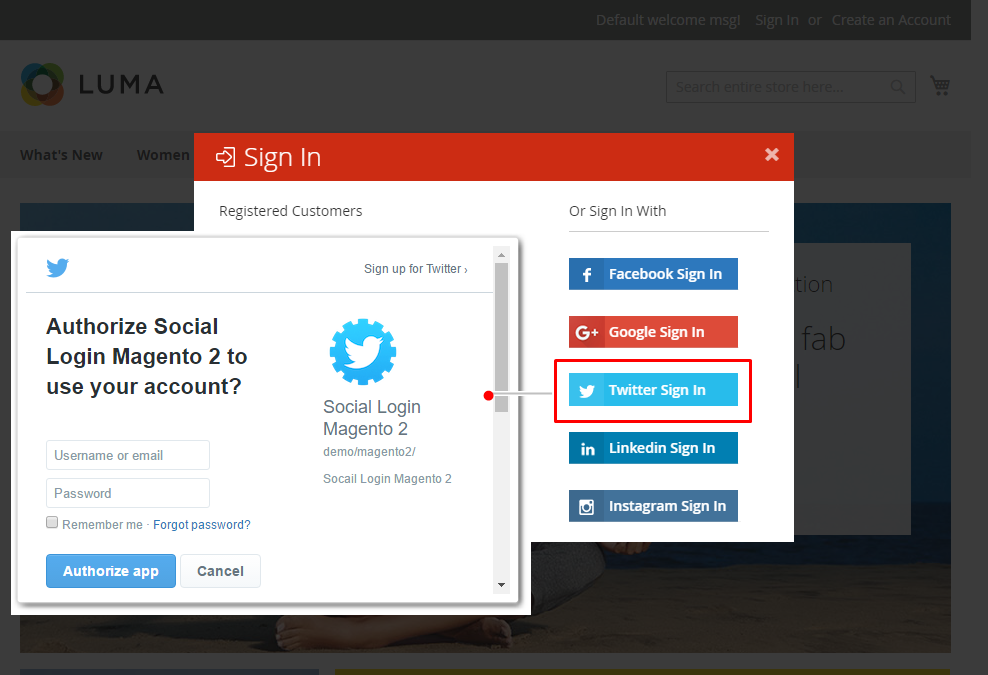 1 magento 2 social login extension free mageplaza Google sites sign in
