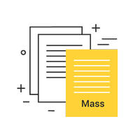 pdf invoice Print in mass