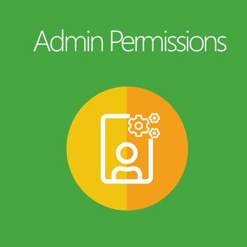 Magento 2 Admin Permissions extension