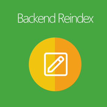 Backend Reindex for Magento 2