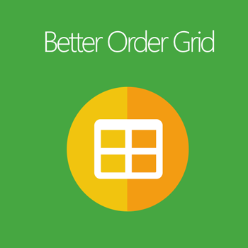 Better Order Grid for Magento 2