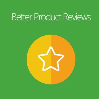 Magento 2 Better Product Reviews extension