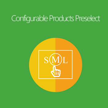 Configurable Products Preselect