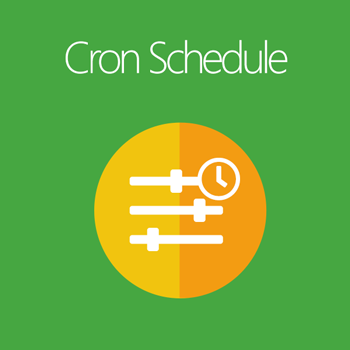 Magento 2 Cron Schedule extension