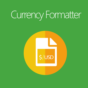 Currency Formatter