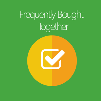 Magento 2 Frequently Bought Together Extension