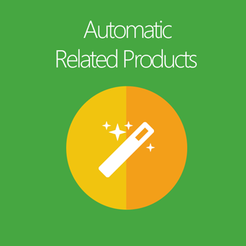 Magento 2 Automatic Related Products extension