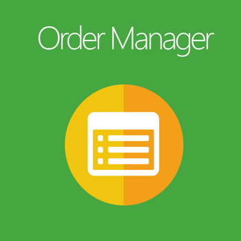 Magento 2 Order Manager Extension