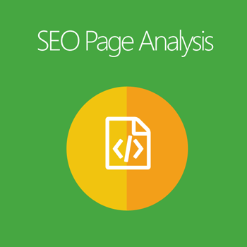 Magento 2 SEO Analysis Extension