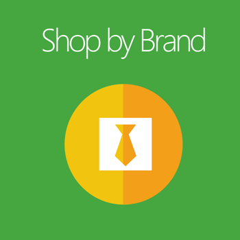 Magento 2 Shop By Brand extension
