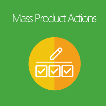 Mass Product Actions for Magento 2