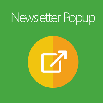 Magento 2 Newsletter Popup - Newsletter Subscription