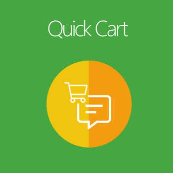 Magento 2 Quick Cart extension