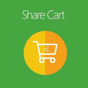 Magento 2 Share Cart extension