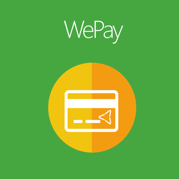 Magento 2 WePay extension