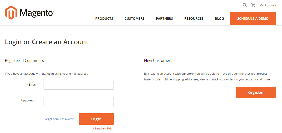 How to create Magento Connect Account create magento account
