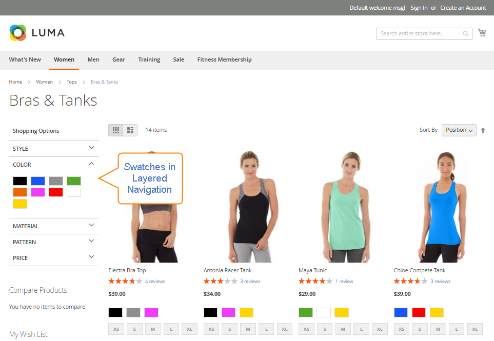 How to configure Color Swatches in Magento 2 - Tutorials – Mageplaza