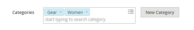 How to create Grouped Product Add Grouped Product to Category
