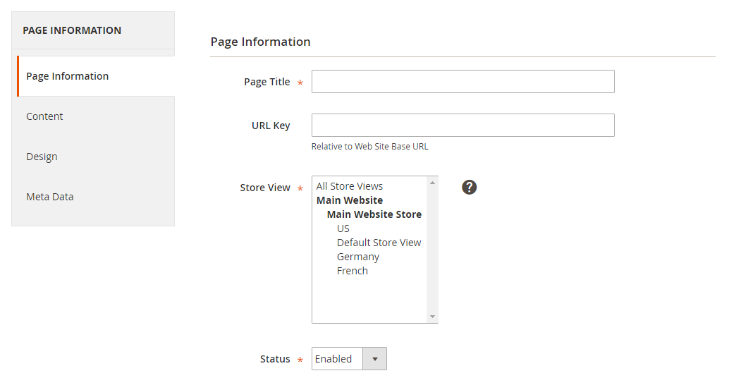 How to Translate CMS Pages Magento 2 Translate CMS Page