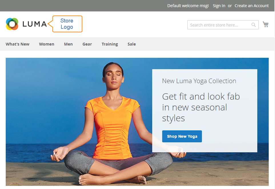 how to change logo in magento 2 tutorials � mageplaza