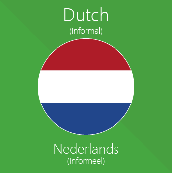 Dutch Informal Language Pack for Magento 2