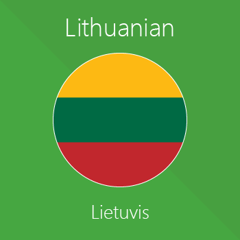 Magento 2 Lithuanian extension