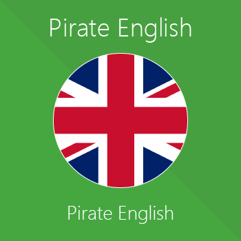 Magento 2 Pirate English extension