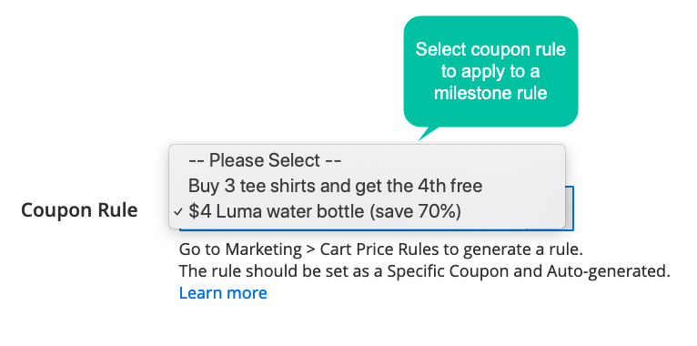 Add coupons when joining a new group