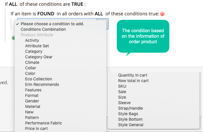 Group shoppers based on ordered product attributes